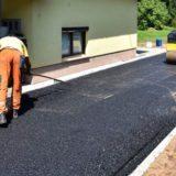 Asphalt Driveway -